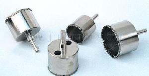 electroplate drill bit