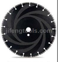 laser ductile iron blade