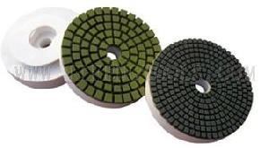 resin floor polishing pad diamond tools