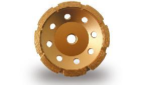 row grinding cup wheel