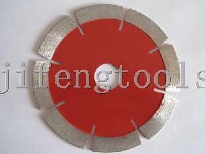 sintered pressed arix blade