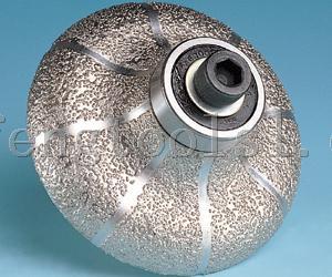 vacuum brazed cup wheel