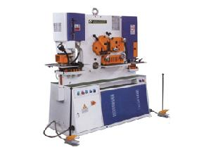 ironworker punching shearing machine iron