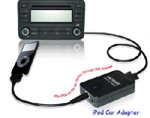 ipod car adapter