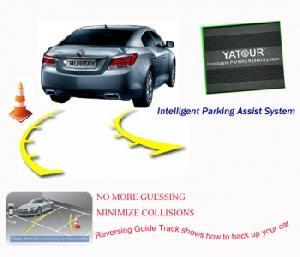 sensor park guiding system