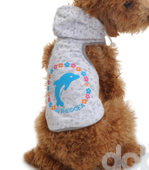 pet clothing dolphin