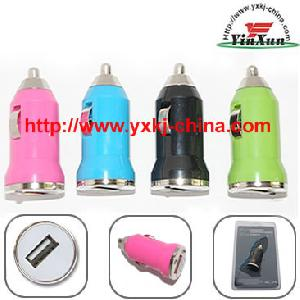 mini usb car chargers dc charger