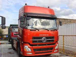 dongfeng t375 truck