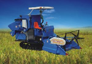combine harvester 4lz 210