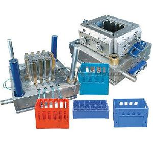 crate mould turnover box