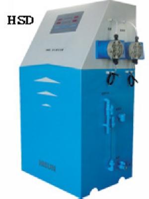 hsd composite clo2 generator