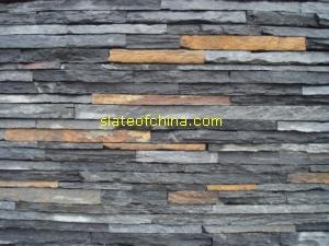 culture stone wall stacking veneer slateofchina