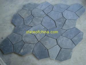 meshed flagstone slateofchina stone co