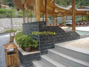 mushroom slate wall tile slateofchina