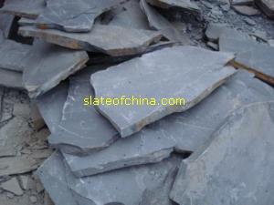 irregular slate flooring tile slateofchina