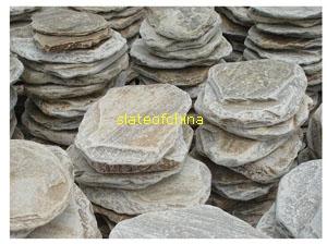 tumbled slate cube stone slateofchina