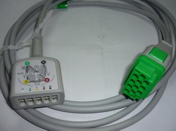 ge trunk cable 3 leads 5