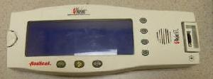 masimo hand held patient monitor radical