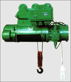 manufacturer bcd explosion proof electric hoist block