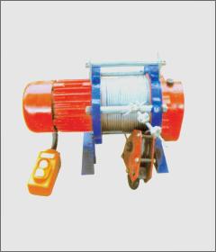 multipurpose electric hoist block