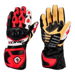 motorbike gloves leather racing cobija glove