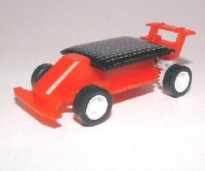 s smallest f1 solar powered miniature racing car kit