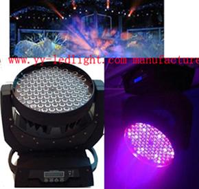 yue yuan lighting led moving head 108x3watt rgbw