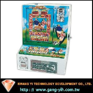 mario machine gol coin operated games game