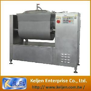 horizontal vacuum mixer kl 601