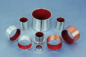 plain steel bearing stainless bearings teflon bush dry sliding bushes oil bushings