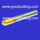 solid carbide spot weld cutter