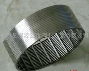stainless steel wire mesh screen wedge