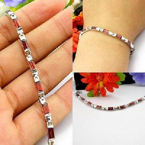 factory sterling silver garnet bracelet citrine earring moonstone olivine pendant