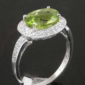 factory sterling silver olivine ring amethyst blue topaz sapphire ruby earring