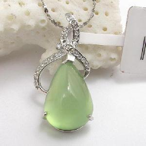 factory sterling silver prehnite pendant olivine bracelet sapphire earring amethyst r