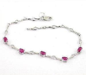 factory sterling silver ruby bracelet olivine ring citrine earring moonstone jewelry