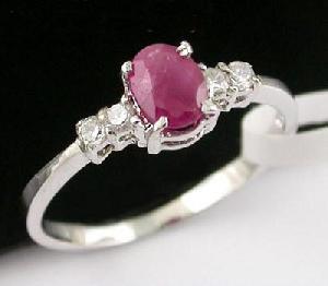 factory sterling silver ruby ring blue topaz bracelet sapphire earring jewelrt