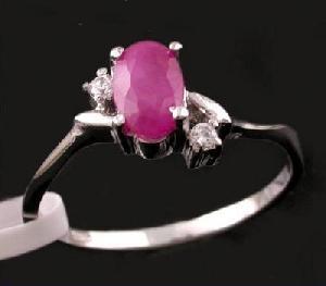 factory sterling silver ruby ring bracelet sapphire amethyst earring