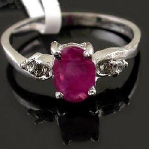 factory sterling silver ruby sapphire stud earring amethyst bracelet