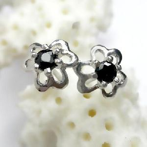 factory sterling silver sapphire earring ring gem stone jewelry