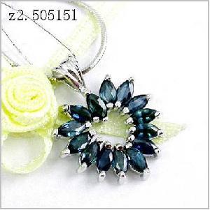 factory sterling silver sapphire pendant jade prehnite ruby ring earring bracelet