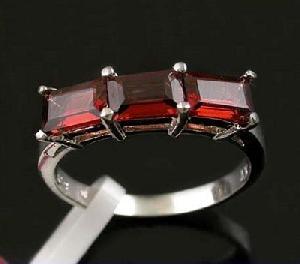 manufacturer 925 silver garnet ring citrine tourmaline blue topaz bracelet earring