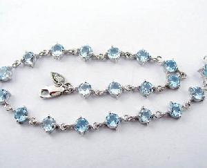 manufacturer 925 silver gem bracelet citrine agate ring brass cz jewelry