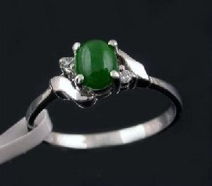 manufacturer sterling silver jadeite ring amethyst chalcedony sapphire earring