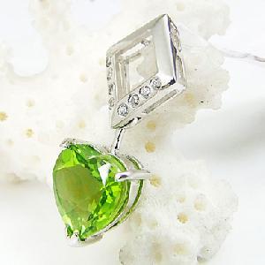 manufacturer sterling silver olivine pendant brass cz jewelry amethyst bracelet