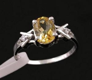 925 silver citrine ring garnet stud earring blue topaz olivine pendant