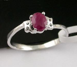 925 silver ruby ring blue topaz olivine sapphire amethyst earring bracelet pend