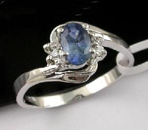 925 silvernatural sapphire ring blue topaz earring amethyst pendant smoky quartz