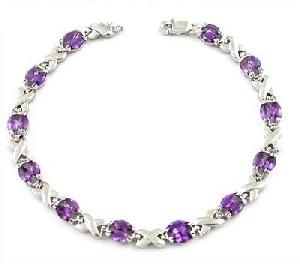 sterling silver amethyst bracele jadeite earring citrine necklace ring