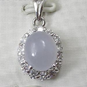 sterling silver jadeite pendant blue topaz olivine sapphire earring ring jewelry s